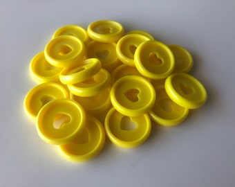 Plastic Discs 22x3mm