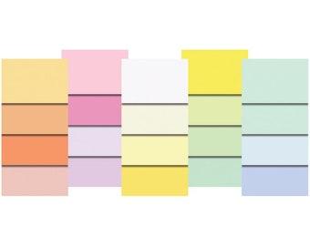 Free Spirit Fabric - Charm Pack - Designer Essentials - Soft Spectrum