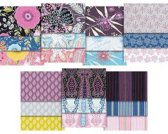 Free Spirit Fabrics - CHARM PACK - Darling Isabelle by Dena Designs
