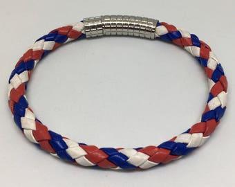 Bolo Leather Bracelet