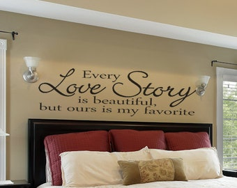 Popular Items For Bedroom Wall Decal