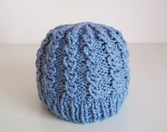 Knitted Hats & Scarves