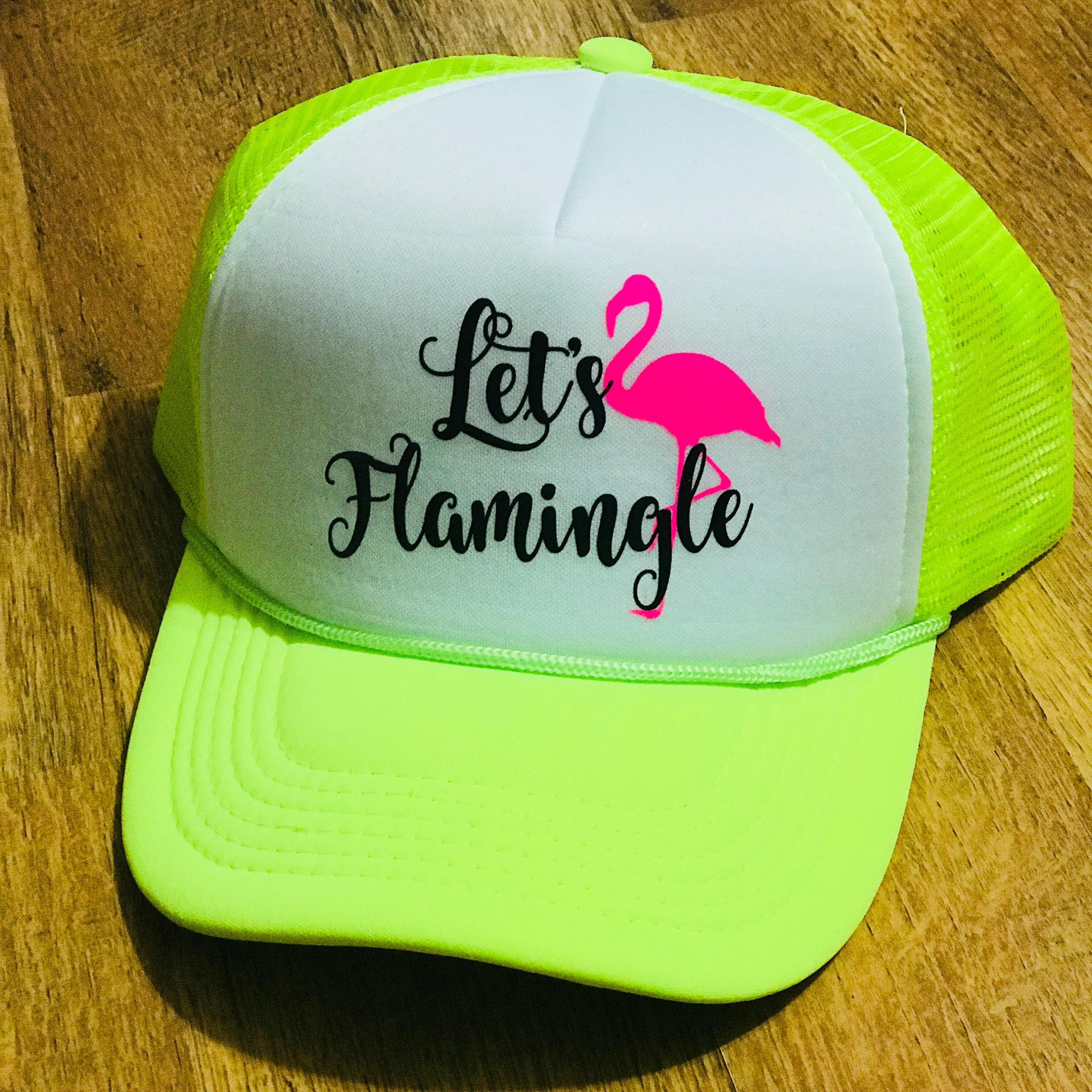03952d44 Let's Flamingle // Bachelorette Party / Vacation / Girls Weekend /  Bridesmaids / Funny Gift