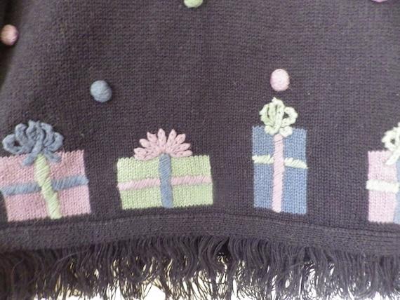 Vintage Christopher & Banks Cardigan Sweater Hand… - image 5