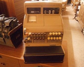 National Cash Register Co Ltd London - Vintage - Shipping Not Included