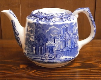 George Jones & Co Abbey Ware Teapot - Vintage 1930