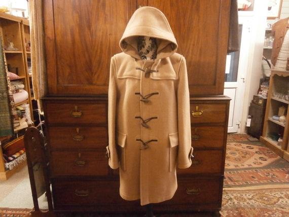 Original 1950's Gloverall Ltd Gents Duffel Coat