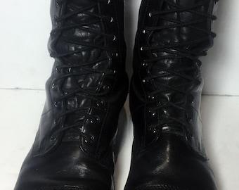 ce3e743991f28 Size 11 combat boot | Etsy