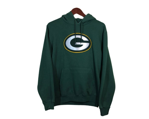 Green Bay Packers Champion Embroidered Green Sweat