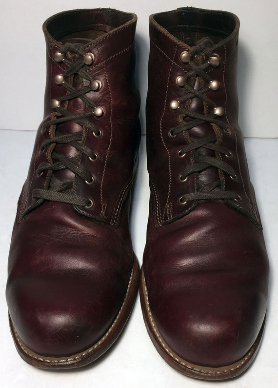 discount up to 60% factory outlets closer at 12 US || 45 Euro || 11 UK || Wolverine 1000 Mile Chukka Brown Leather  Military Combat Boot Men Size 12 EEE Extra Wide || Work Desert Lace Up