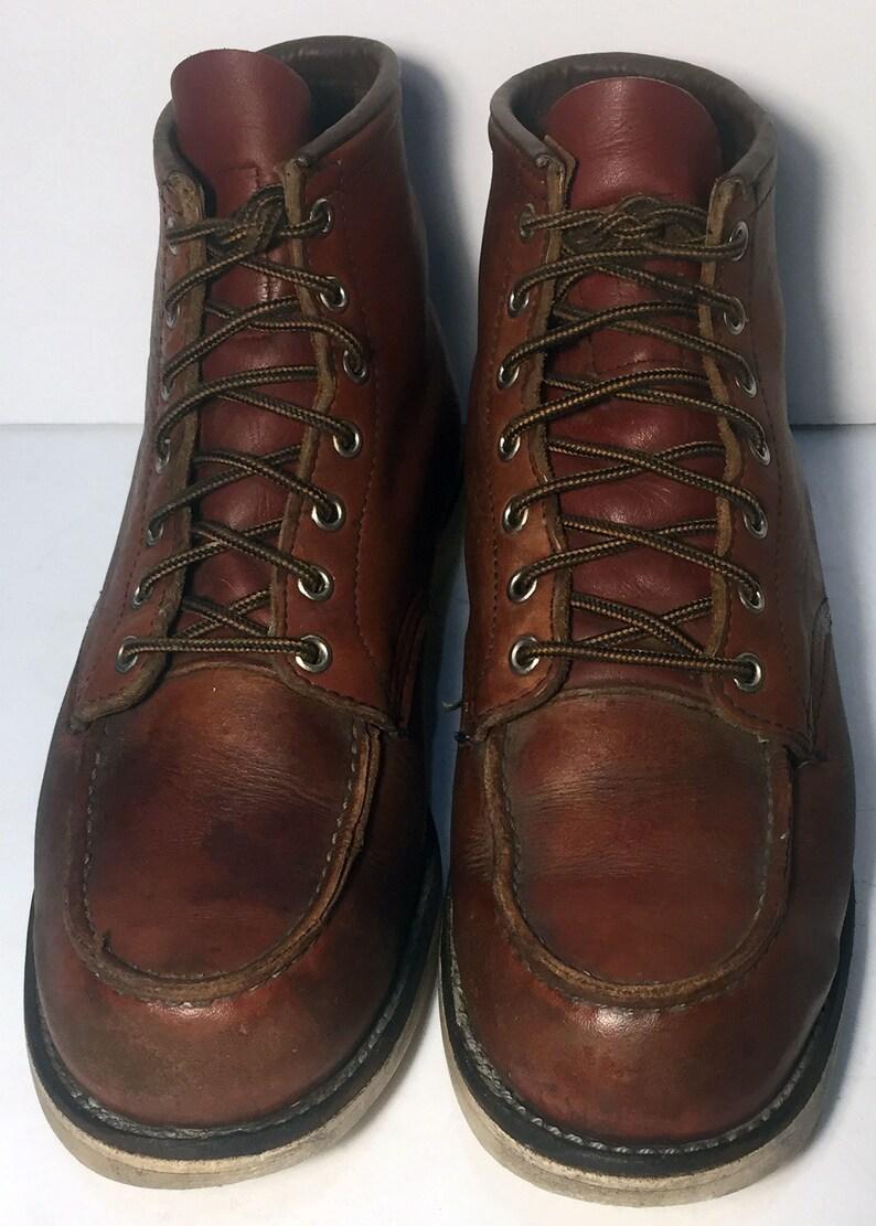 0bd731c06445 11 US 44 Euro 10 UK Red Wing® 8131 Classic Moc Toe