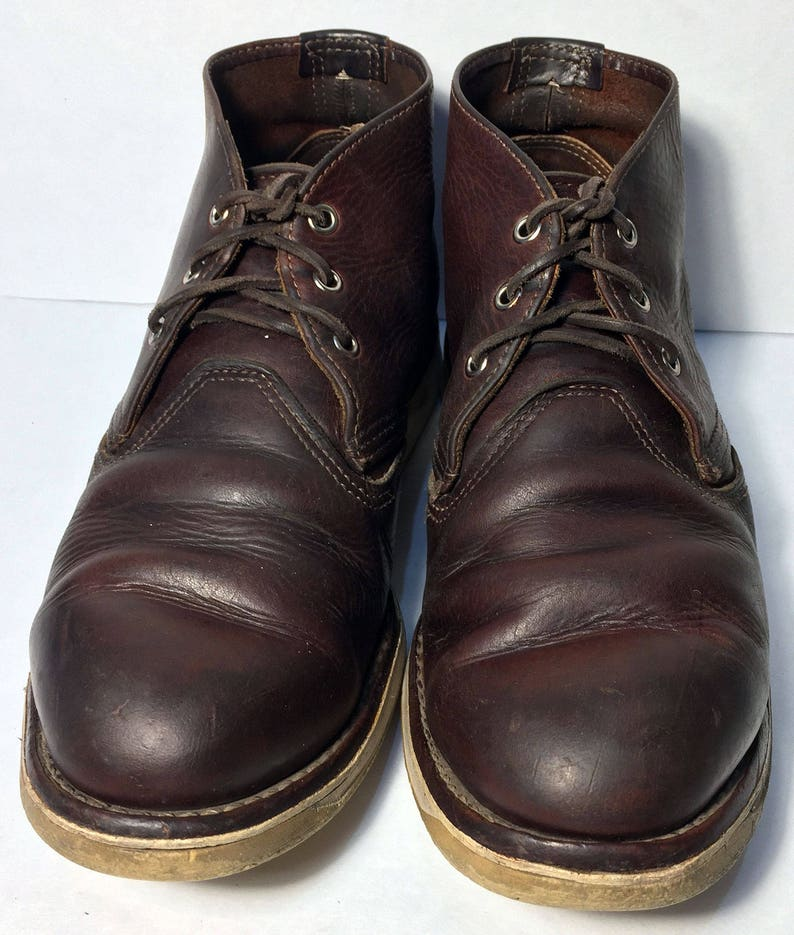 a214e79a13cf 9 us 42 euro 8 uk Red Wing® 3141 Classic Chukka Brown