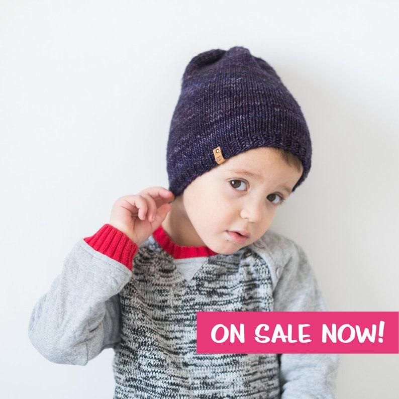 2318da83433f Kid s Beanie Hat toddler boy beanie 100% wool toddler