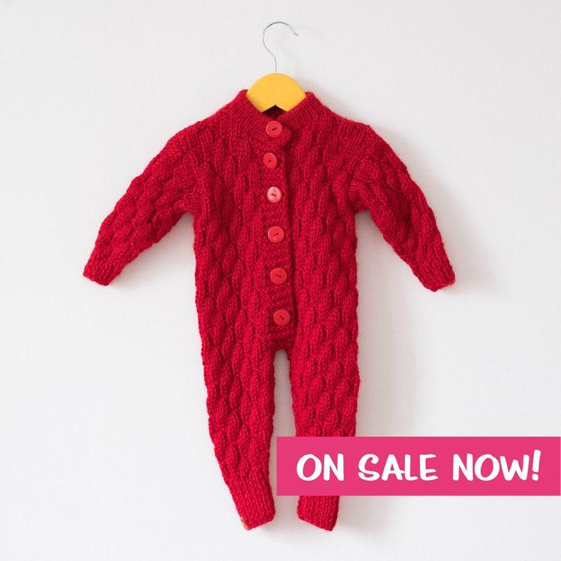 adda3eedb746 Maglia bambino pagliaccetto 3-6 mesi baby romper lana