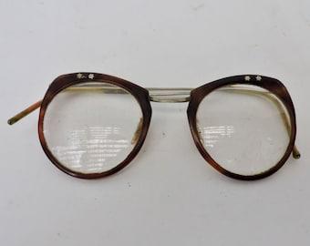 ef91cd5b18c8c 1940s Aviator Sunglasses Mountain Climbers Glasses