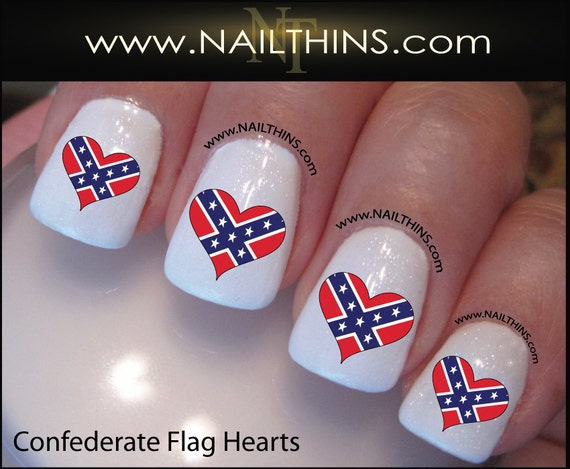 Real Pink Camo Nail Decal Heart Leaves Tree Nail Design By Etsy