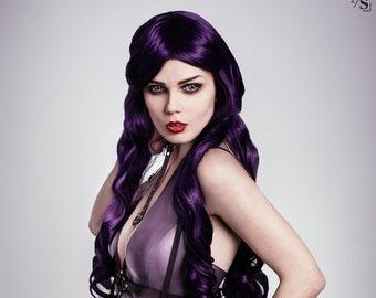 Purple A4 print