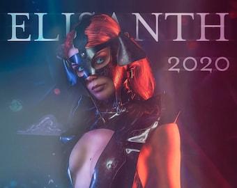 Ready to Ship - Elisanth 'New Photos' Calendar 2020 - A4 size