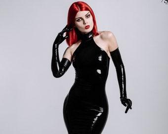 Little Black Dress A4 print