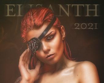 Ready to Ship - Elisanth Calendar 2021 - A4 size