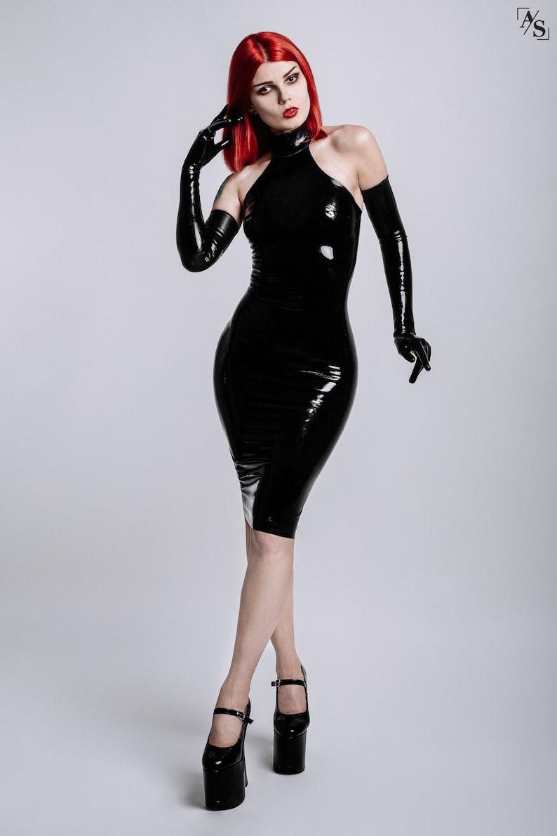 Little Black Dress A4 print image 0