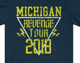 008f5e4e579c Michigan Revenge Tour Shirt
