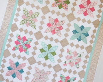 Topiary Quilt PDF Pattern
