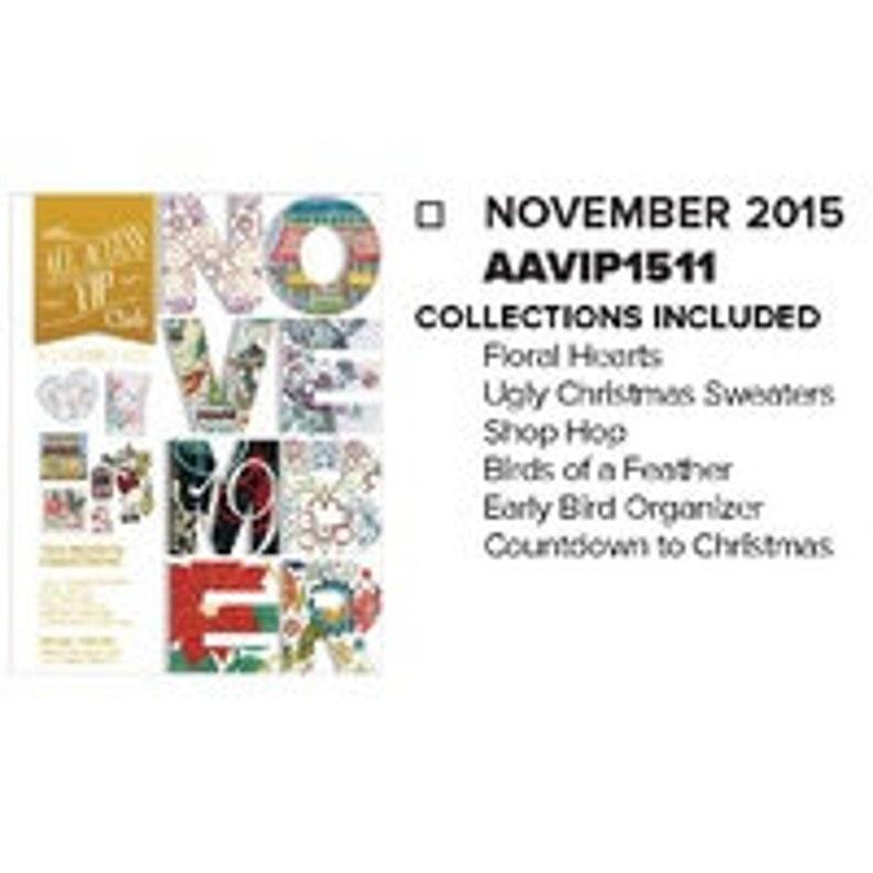 Anita Goodesign ALL ACCESS November 2015 CD only
