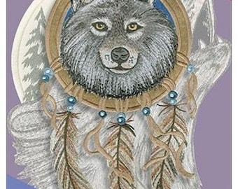 Wolves Embroidery Design Anita Goodesign