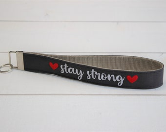 Lanyard stay strong mutant