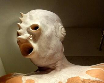 Alien Latex Prosthetic Mask