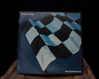 "The Cars ""Panorama"", Vinyl LP 1980"