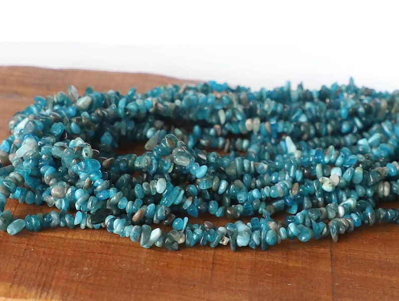 extra long strand PICK 32 3mm 5mm polished freeform chip nugget beads gemstone Apatite Red Opal