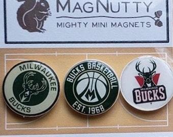 Milwaukee Bucks super-strong magnets