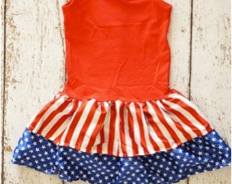 Patriotic Dresses- NEW MARKDOWN- SALE!!!