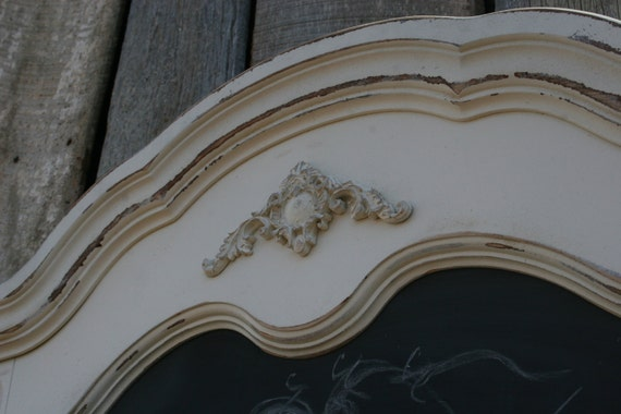 DIY furniture appliques key holes shabby chic appliques architectural onlays