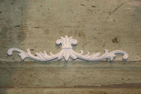 Furniture applique craft applique shabby chic romantic etsy