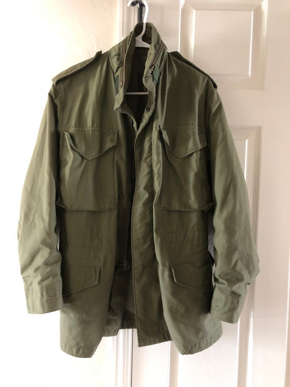 Coat, Cold Weather, Man's Field OG-107