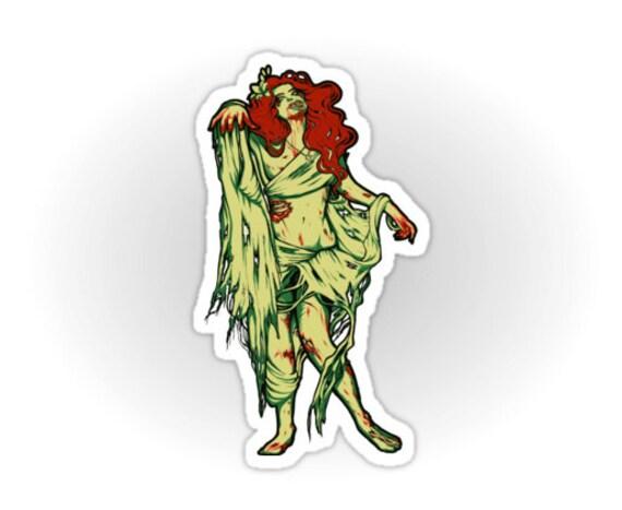 Zombie Nouveau sticker