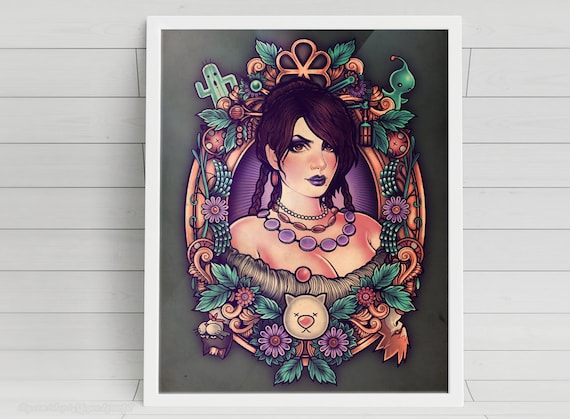 The Guardian signed Poster Art Print - 11x14