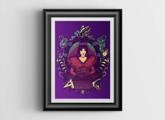 Utterly Alone signed art print - 8x10