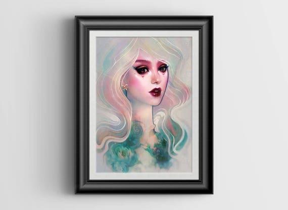 Spectra - 8x10 art print