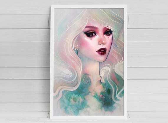 Spectra - signed art prints