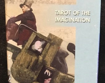 Very Rare Tarot of the Imagination..out of print series.