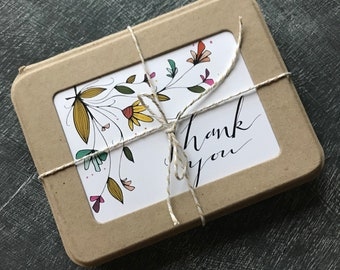 Thank You Greeting Card Boxed Set