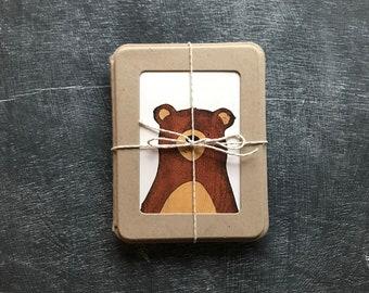 Woodland Greeting Card Boxed Set