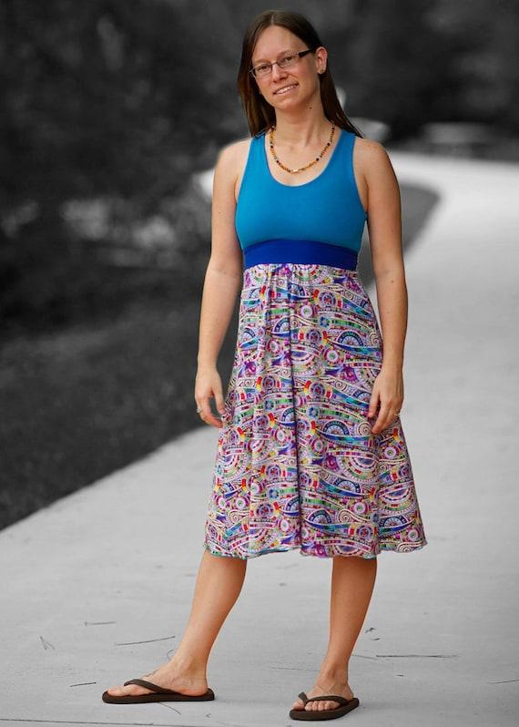 Brazi Ladies Bra And Dress Pdf Sewing Pattern Etsy