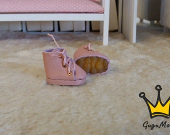 Pukifee/lati yellow leather shoes