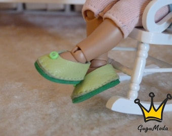 Pukifee summer leather shoes #5