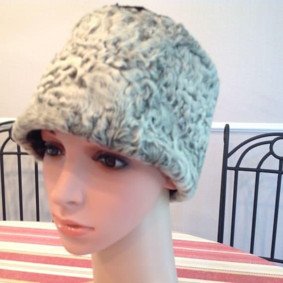 6fb8cf83111 Cossack hat lambs fur and faux fur